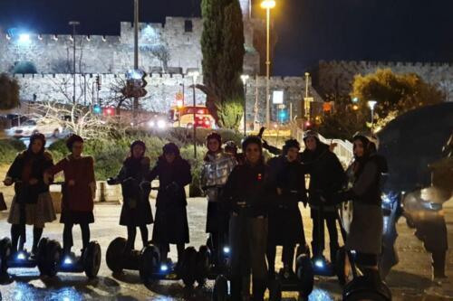 עובדות הנהלה יום גיבוש ירושלים 05/02/2020